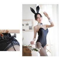 Cosplay thỏ bunny da sexy + cài tóc / bờm nữ tính + vòng cổ sexy - Màu Đen Free size - Mê hoặc đối phương - 104487968411308020755_ixlzznbu.jpg