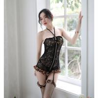 Đồ ngủ cosplay da béo kèm vớ sexy - Màu Da báo Free size - Chắc chắn kích thích chàng - tk1849-do-ngu-cosplay-da-bao-sexy-1.jpg