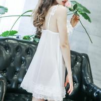 Đầm ngủ xoè gợi cảm - Màu Trắng, Đen Free size - Khơi dậy ham muốn - tk1853-dam-ngu-xoe-goi-cam-7.jpg