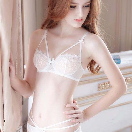 Áo ngực bra gồm quần lót nữ sexy - Ảnh 1