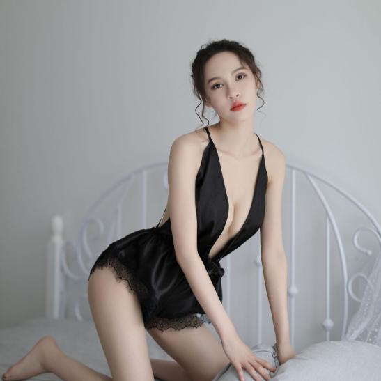 Váy ngủ phi bóng - Ảnh 3