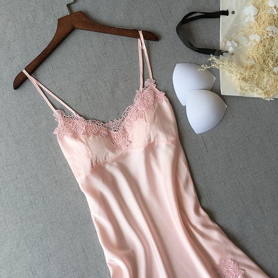 Váy ngủ siêu gợi cảm - Ảnh 3