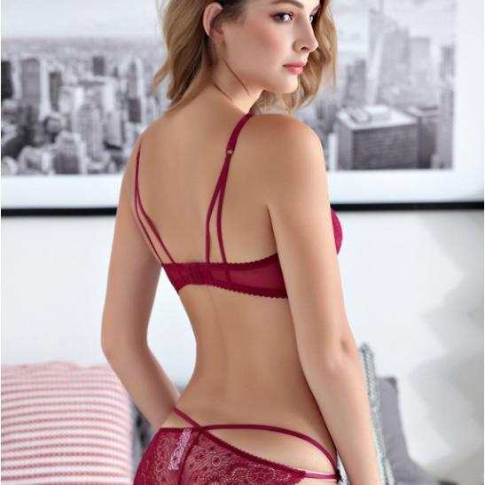 Áo ngực bra gồm quần lót nữ sexy - Ảnh 3