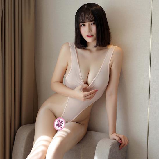 Váy ngủ bodysuit lọt khe sexy - Ảnh 5