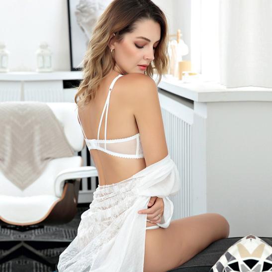 Áo ngực bra gồm quần lót nữ sexy - Ảnh 7