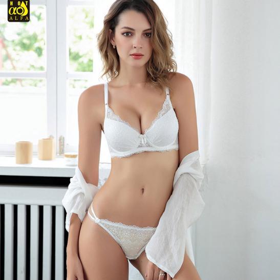Áo ngực bra gồm quần lót nữ sexy - Ảnh 8