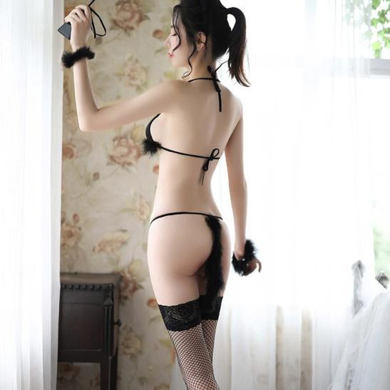 Đồ lót đồ ngủ cosplay hồ ly sexy - Ảnh 3