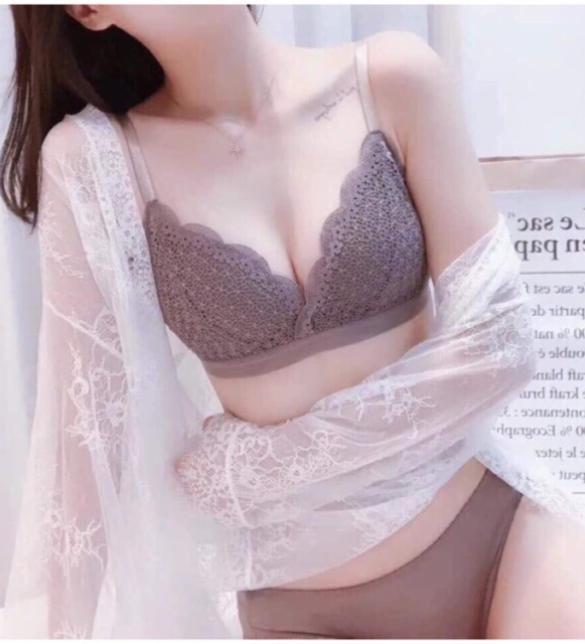Áo ngực không gọng ren sexy - Màu Đen, Xám, Kem cỡ 34, 36 - Khiến chàng ham muốn bạn - 992e3bc4c885339697e79fc6f18d63ee_640x640.jpg