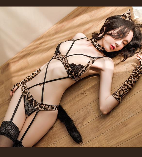 Váy ngủ Cosplay da beo sexy - Màu Da báo Free size - Hâm nóng cảm xúc - cosplay-da-beo-sexy-tk3079-2.jpg